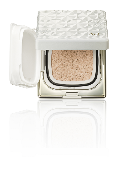 AQ Skin Forming Cushion Foundation Tone Up